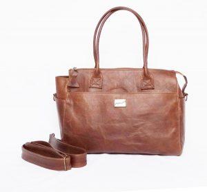 Laughing-Loerie-Pecan-Leather-bag-jan-pierewiet