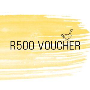 R500 Voucher