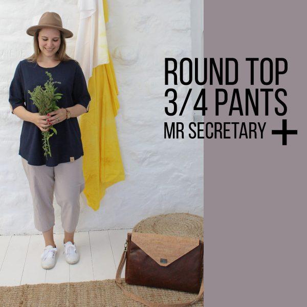 Three-Quarter-Pants