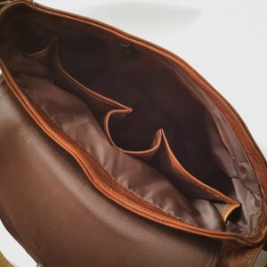 Kwikstertjie Leather Handbag