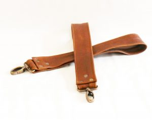 Leather Pram Straps