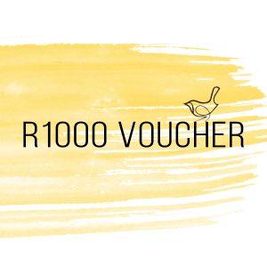 R1000 Voucher