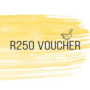 R250 voucher