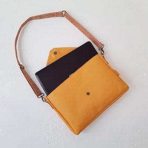 Jan Pierewiet Leather Laptop Sleeve