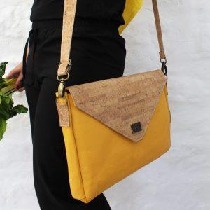 Mrs-Secretary-Mustard-Bovine-Leather-Laptop-Sleeve