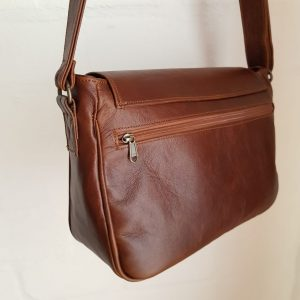Kwikstertjie Classic Leather Handbag