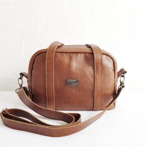 Leather Handbag Vinkie Shoulder bag
