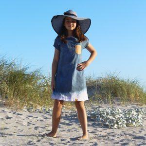 Ombre Cotton Summer dress | Tween Range