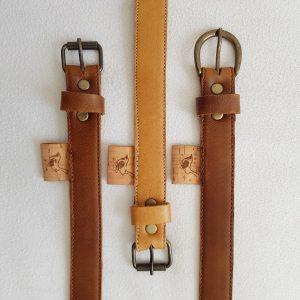 Leather Kids Belts